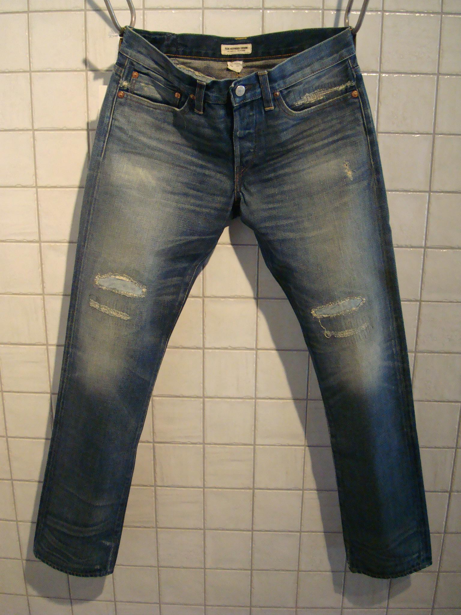 recommend - ron herman denim
